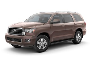 2019 Toyota Sequoia SUV Toasted Walnut Pearl
